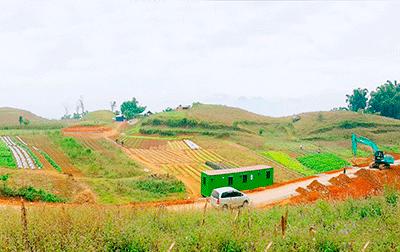 Nông nghiệp công nghệ cao - cơ hội của Vân Hồ